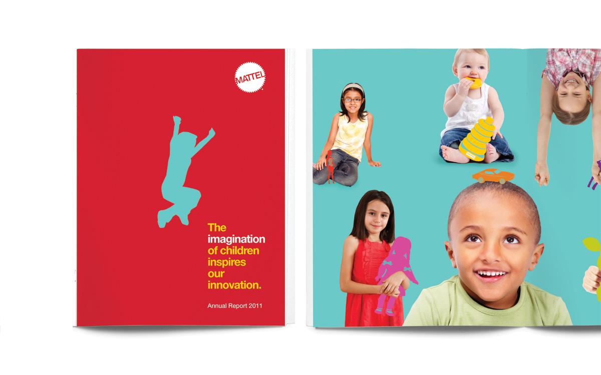 Mattel Annual Report