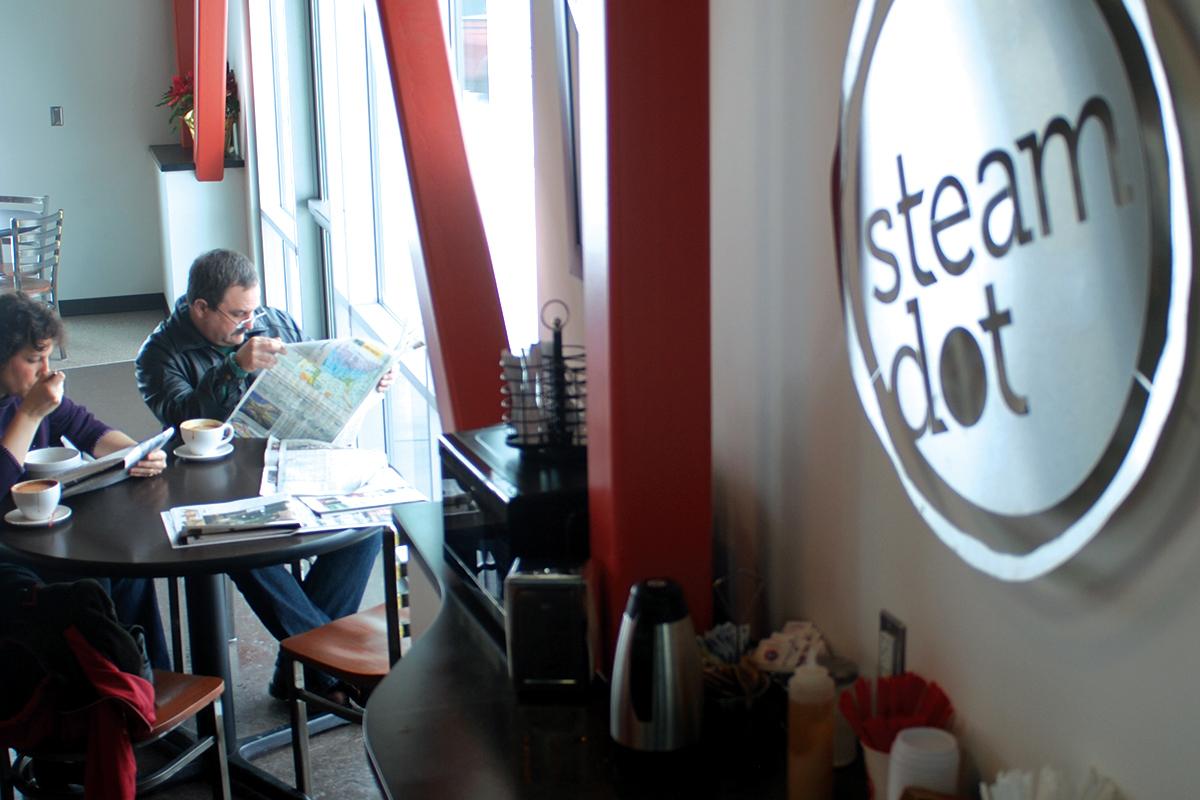 SteamDot Interior