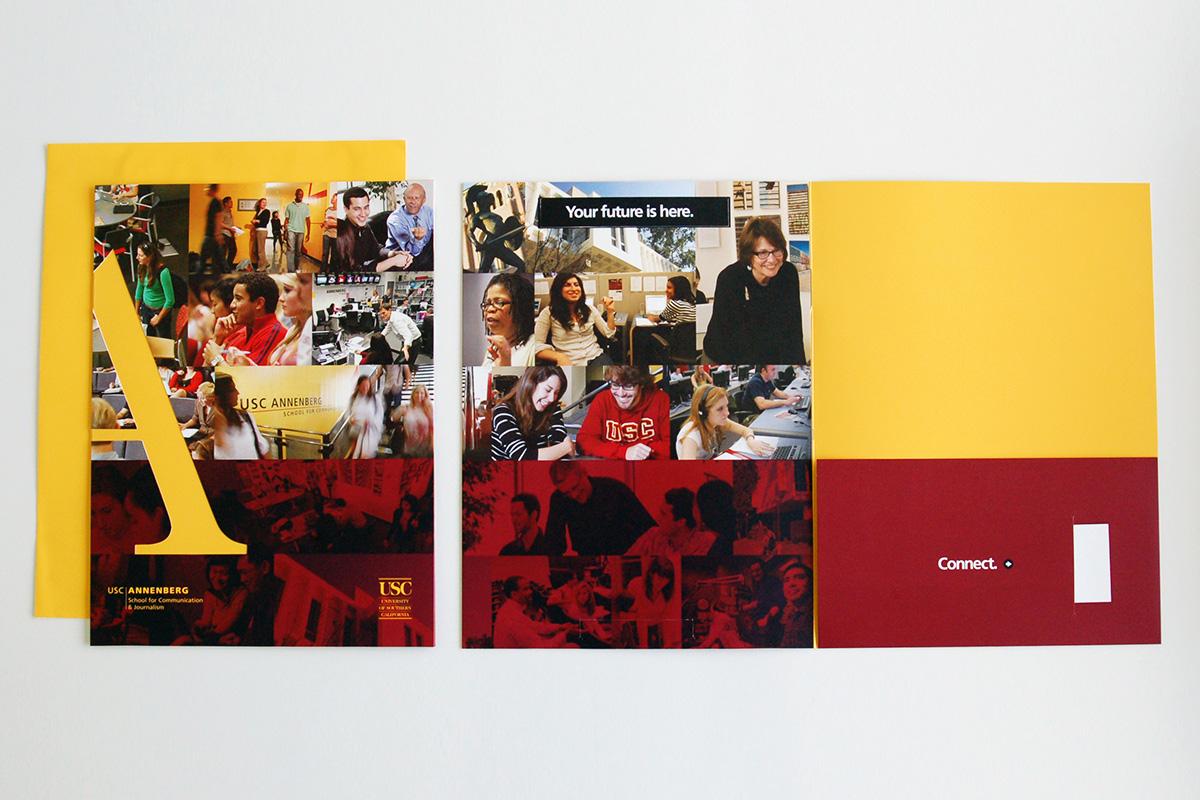 USC Annenberg Folder
