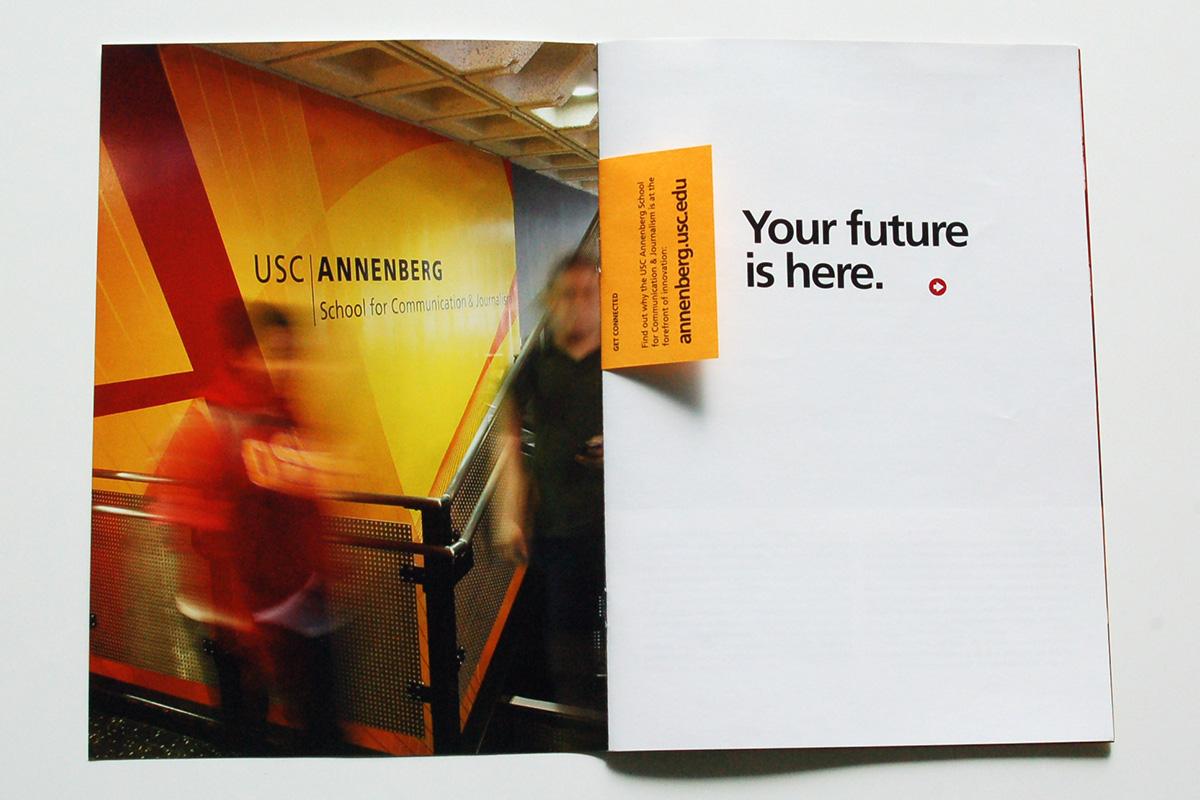 USC Annenberg Spread
